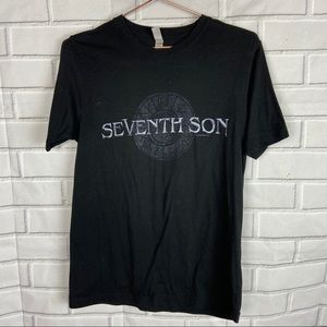 Seventh Son fantasy action movie graphic tee S